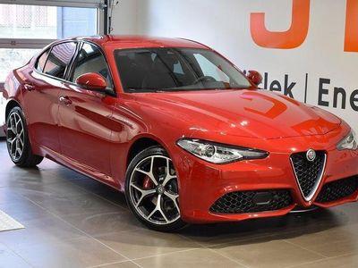 begagnad Alfa Romeo Giulia Veloce 2.0 280hk Aut AWD - DEMO
