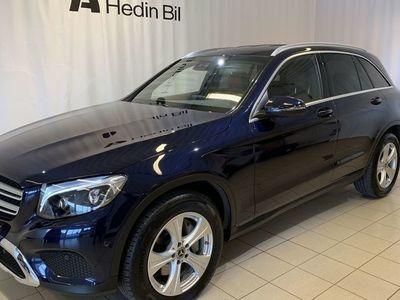 begagnad Mercedes 220 d 4MATIC X253 170hk *Drag*