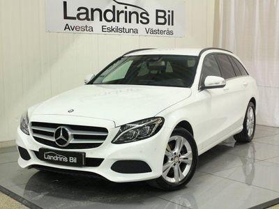 brugt Mercedes C220 T BlueTEC Euro 6 170hk