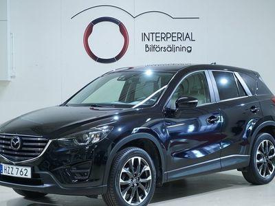 begagnad Mazda CX-5 2.5 Automat Optimum AWD