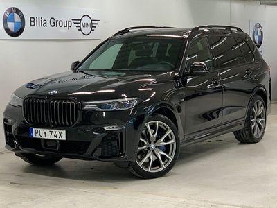 begagnad BMW X7 M50I