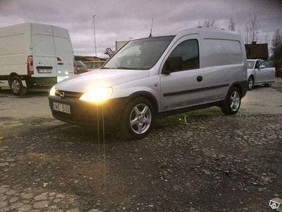 begagnad Opel Combo Cdti -07