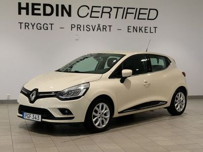 begagnad Renault Clio 0.9 TCe Manuell, 90hk, 2017