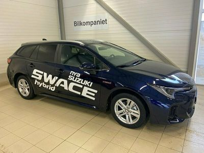 begagnad Suzuki Swace 1.8 VVT-i CVT Euro 6 123hk