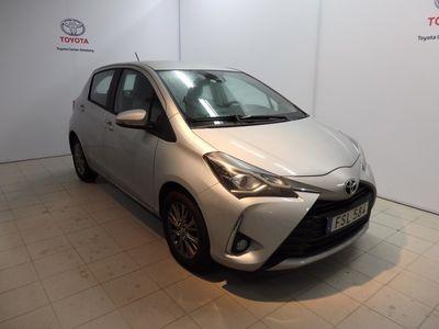 brugt Toyota Yaris 1,5 5-D ACTIVE