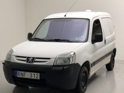 begagnad Peugeot Partner 2.0 HDI Skåp (90hk)
