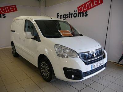 used Peugeot Partner 1.6 BlueHDi 99hk