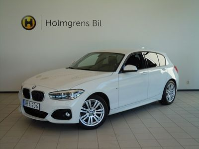 brugt BMW 116 d 5D, M Sport, Harman Kardon