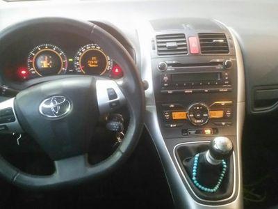 gebraucht Toyota Auris 1.6 132 hk -11