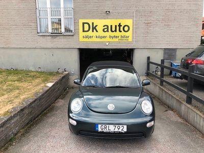 gebraucht VW Beetle NewCabriolet 2.0 Sport, Hi -03