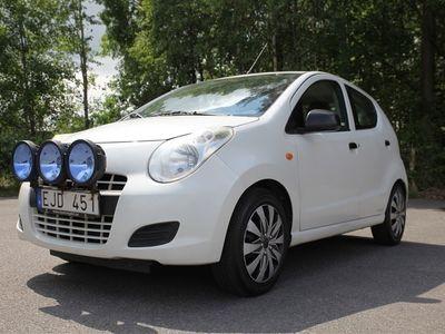 begagnad Suzuki Alto 1.0 VVT Manuell, 68hk