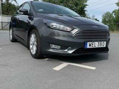 second-hand Ford Focus 1.0 EcoBoost 5dr (101hk) -15