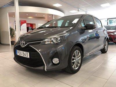 begagnad Toyota Yaris 5-dörrar 1.33 Dual VVT-i 99hk -