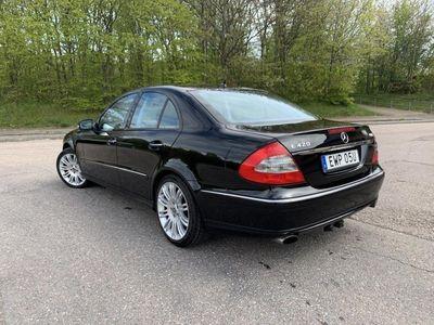begagnad Mercedes E420 CDI Final Edition