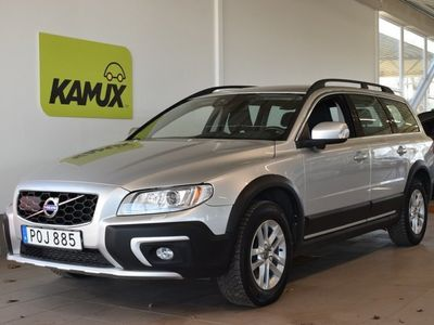 brugt Volvo XC70 D5 AWD Geartronic Momentum Drag SoV 215hk, 2015