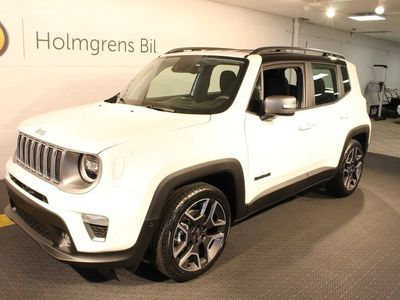 begagnad Jeep Renegade 1.0 GSE T3 Limited Carplay Nav/LED