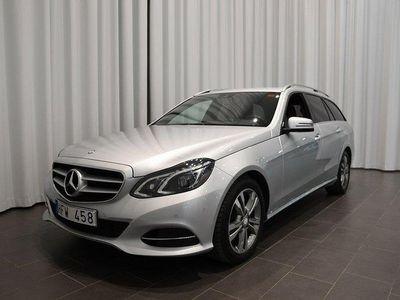 begagnad Mercedes E250 CDI 204hk 4Matic 7G-Troni