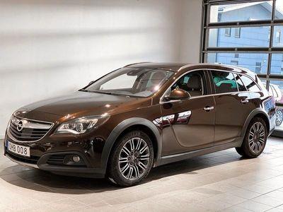 begagnad Opel Insignia Country Tourer 2.0 CDTI 4x4 170hk Drag/Värm