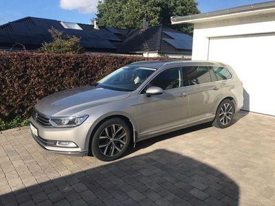begagnad VW Passat 2.0 TSI 220 GT DSG