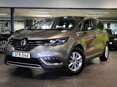 begagnad Renault Espace 1.6 dCi EDC, 160hk, 2015