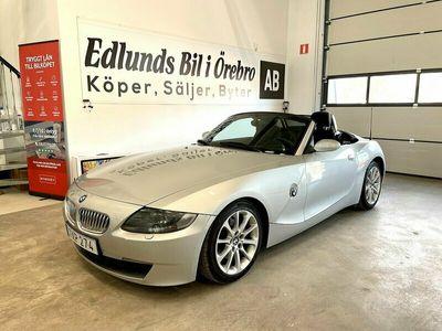 begagnad BMW Z4 2.5si Roadster 218hk Ny besiktad (9900mil)