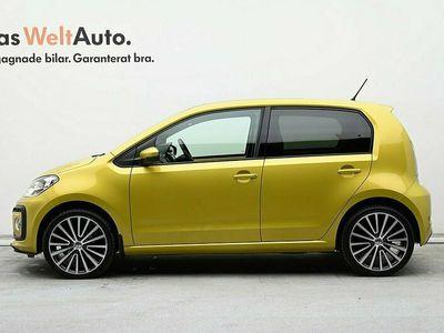 begagnad VW up! 90hk Premium / Soltak