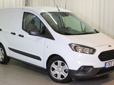 begagnad Ford Transit TREND SKÅP 1.5TD 100HK EURO 6