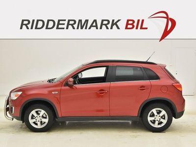brugt Mitsubishi ASX 2.2D 4WD 150hk AUT DRAGKROK