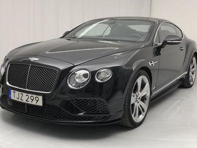 begagnad Bentley Continental GT Speed 6.0 W12