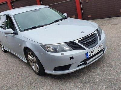 begagnad Saab 9-3 1.9 TID Sportkombi