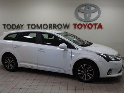 begagnad Toyota Avensis Kombi 1.8 147hk Business