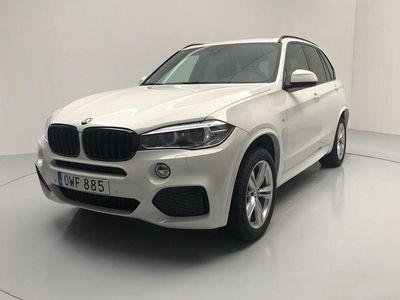 begagnad BMW X5 xDrive30d, F15 2017, SUV 415 000 kr
