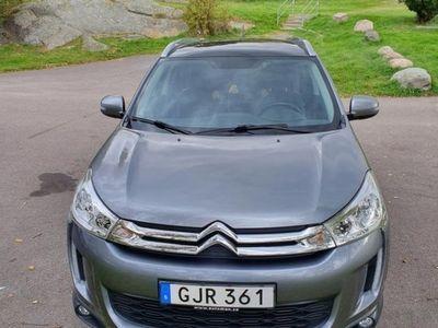 begagnad Citroën C4 Aircross 1.6