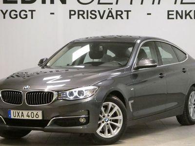 begagnad BMW 320 Gran Turismo d GT Aut Luxury Line V-Hjul