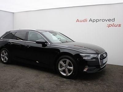 gebraucht Audi A6 AVANT 40 TDI 204 HK S-Tronic SPORT