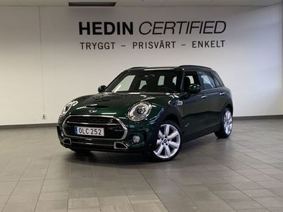 begagnad Mini Cooper S Clubman All4 / DRAG *V-hjul*