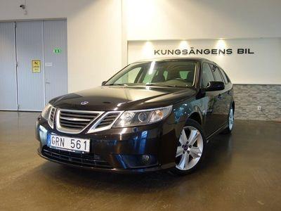 begagnad Saab 9-3 2,0 T VECTOR Sportcombi Sv-såld BSR