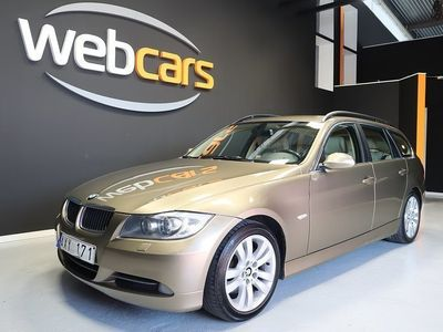 begagnad BMW 330 d Touring Automat Comfort, Dynamic 23