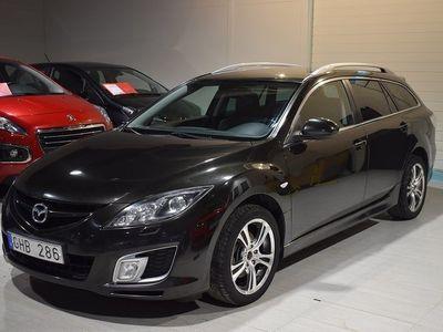 brugt Mazda 6 Sport BOSE 2.5 170hk -09