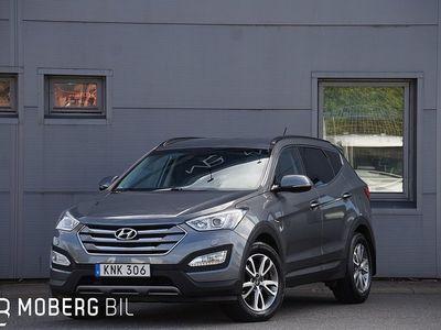 begagnad Hyundai Santa Fe 2.2 CRDi 4WD 200hk 7 sits Drag