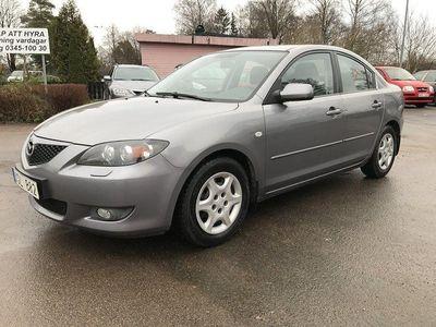 begagnad Mazda 3 1.6/Besiktigad/14700 mil