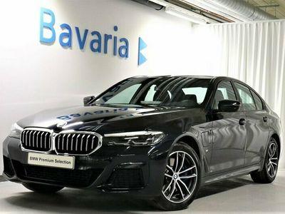 begagnad BMW 530 e xDrive Sedan M-Sport Drag HiFi Ljud 1,95% Ränta