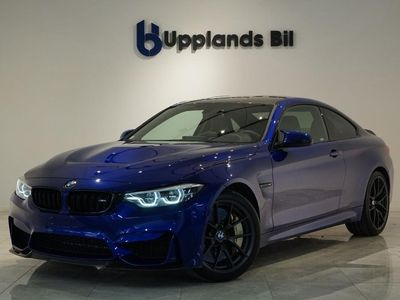 begagnad BMW M4 CS DKG 460HK SVENSKÅLD KERAMiSKA HUD SE SPEC