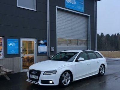 begagnad Audi A4 2.0tdi -09