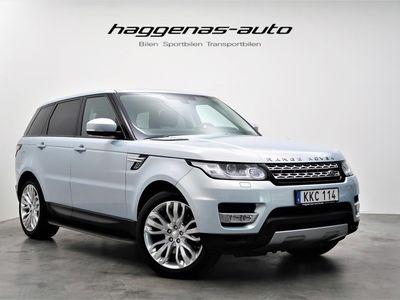 brugt Land Rover Range Rover Sport SDV8 / Autobiography / SE SPEC
