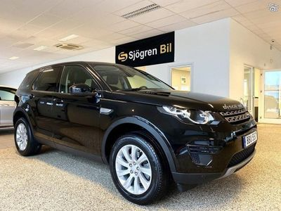begagnad Land Rover Discovery Sport 2.0 TD4 4WD Automat Euro 6 150hk