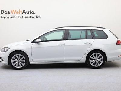 begagnad VW Golf Sportscombi TSI150 DSG Pluspaket/Värmare/Drag
