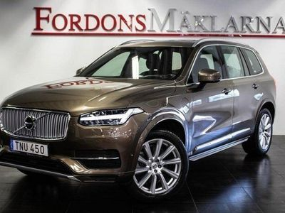 begagnad Volvo XC90 T8 HYBRID INSCRIPTION REA-RACE