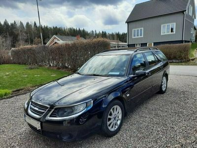 begagnad Saab 9-5 LINEAR