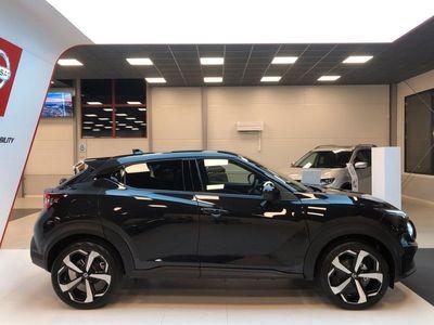 begagnad Nissan Juke Tekna 1,0 DIG-T DCT 2021, SUV Pris 283 000 kr